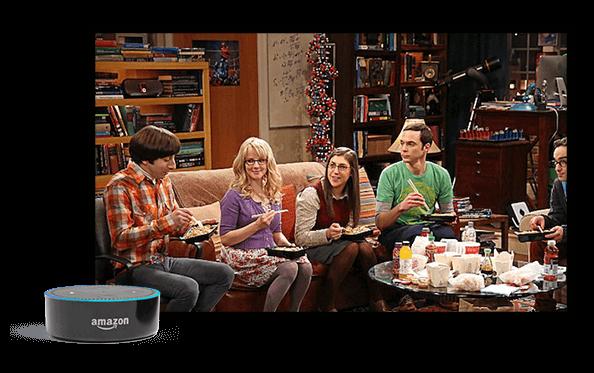 DISH Hands Free TV - Control Your TV with Amazon Alexa - Oskaloosa, Iowa - Satellite Guy LLC - DISH Authorized Retailer