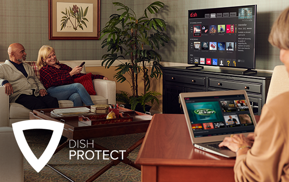 Get DISH Protect from Satellite Guy LLC in Oskaloosa, Iowa