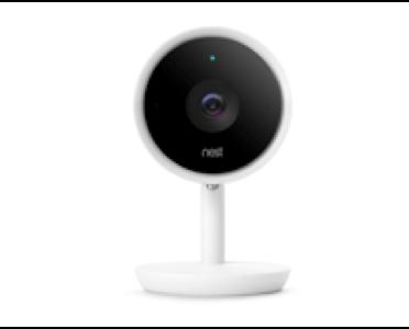 Nest Cam IQ Indoor - Smart Home Technology - Oskaloosa, Iowa - DISH Authorized Retailer